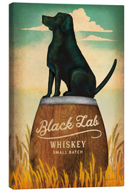 Canvas print  Black Lab Whiskey - Ryan Fowler