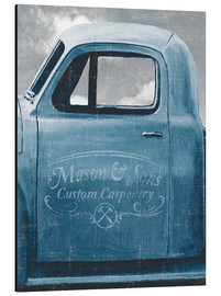 James Wiens - Lets Go for a Ride II Vintage Blue
