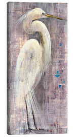 Canvas print  Great Egret I - Albena Hristova