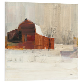 Forex  Winter on the Farm - Albena Hristova
