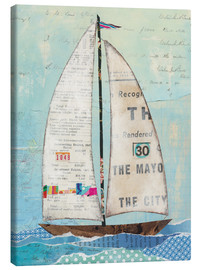 Canvas print  At the Regatta III - Courtney Prahl