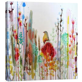 Canvas print  I dreamt of you - Sylvie Demers