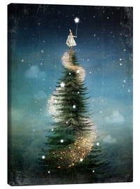 Canvas print  Royal sapin - Cathrin Welz-Stein