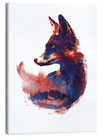 Canvas print  The future is bright - Robert Farkas