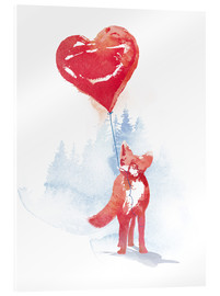 Acrylic print  This one is for you - Robert Farkas