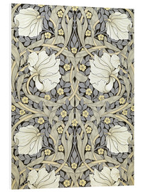 Foam board print  Pimpernell - William Morris