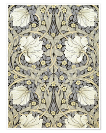 Premium poster  Pimpernell - William Morris