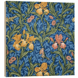 Wood  Iris - William Morris