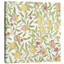 Canvas  Fruit or Pomegranate - William Morris