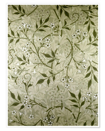Poster  Jasmine - William Morris