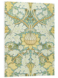 Forex  Design with flowers - William Morris