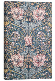 Canvas print  Honeysuckle - William Morris