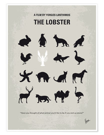 Premium poster The lobster