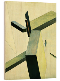 Wood  Composition - El Lissitzky