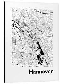 44spaces - City map of Hannover