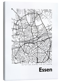 44spaces - City map of Essen