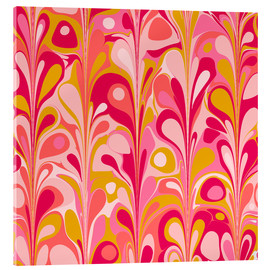 Acrylic glass  Retro party - Nic Squirrell