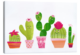 Sandy Thißen - Cactuses in the pot