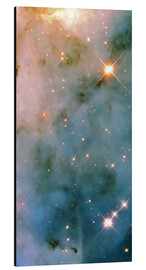 Aluminium print  Carina Nebula - Science Faction