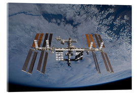Acrylic print  International Space Station - Stocktrek Images
