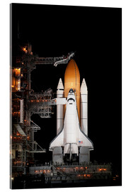 Acrylic print  Space shuttle Atlantis - Stocktrek Images