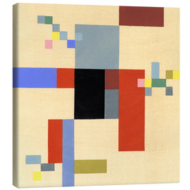 Canvas print  Untitled - Sophie Taeuber-Arp