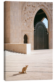 Canvas print  Hassan II mosque - Nora Frei