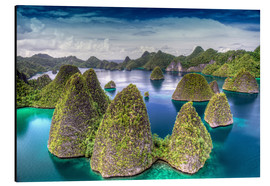 Alu-Dibond  Indonesia, West Papua, Raja Ampat - Jones & Shimlock