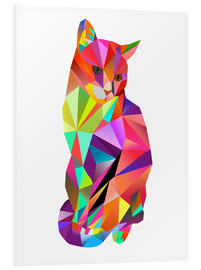Foam board print  Karl Kater - Miss Coopers Lounge