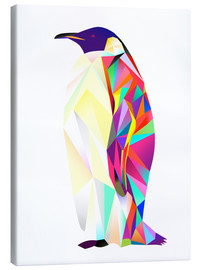 Canvas print  Pit Penguin - Miss Coopers Lounge