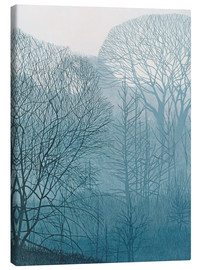 Canvas print  The Valley in the Mist - Annie Ovenden