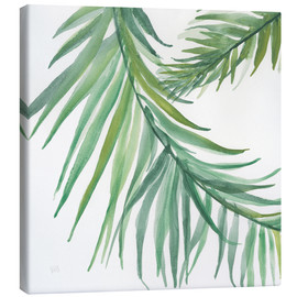 Canvas print  Fern leaves IV - Chris Paschke