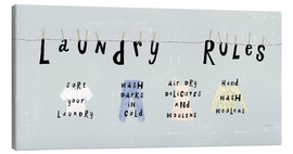 Sue Schlabach - Laundry Rules I