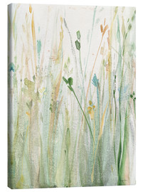 Canvas  Spring Grasses II - Avery Tillmon