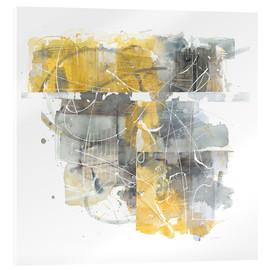 Acrylic glass  Moving In and Out of Traffic II - Mike Schick