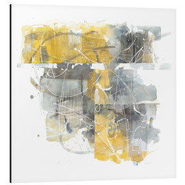 Aluminium print  Moving In and Out of Traffic II - Mike Schick