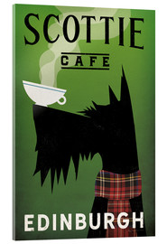 Acrylic print  Scottie Cafe - Ryan Fowler
