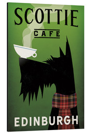Aluminium print  Scottie Cafe - Ryan Fowler