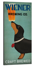 Aluminium print  Wiener Brewing Co - Ryan Fowler