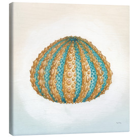Canvas  Boardwalk Urchin - Elyse DeNeige