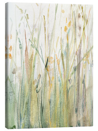 Canvas  Spring Grasses I - Avery Tillmon