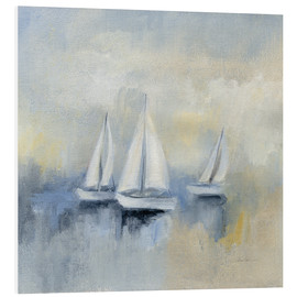 Foam board print  Morning Sail II - Silvia Vassileva