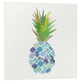 Forex  Tropical Pineapple II - Courtney Prahl