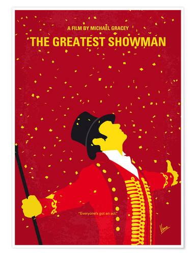 The Greatest Showman Posters And Prints Posterlounge Co Uk