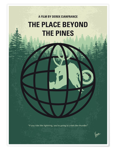 Premium poster The Place Beyond The Pines