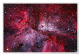 Premium poster The Grand Carina Nebula