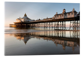 Acrylic print  Eastbourne Pier at sunrise, East Sussex - Lee Frost