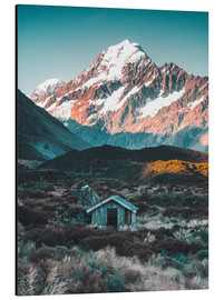 Nicky Price - Hooker Valley Track, Mount Cook