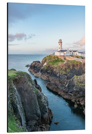 Aluminium print  Fanad Head Lighthouse, County Donegal - Francesco Vaninetti