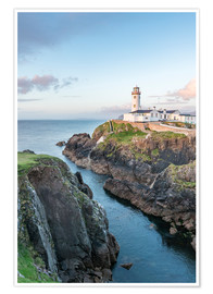Premium poster  Fanad Head Lighthouse, County Donegal - Francesco Vaninetti